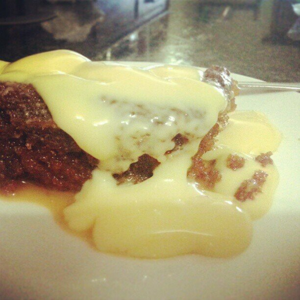 Malva pudding - traditional south african